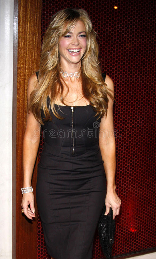 Denise Richards fotos de stock royalty free