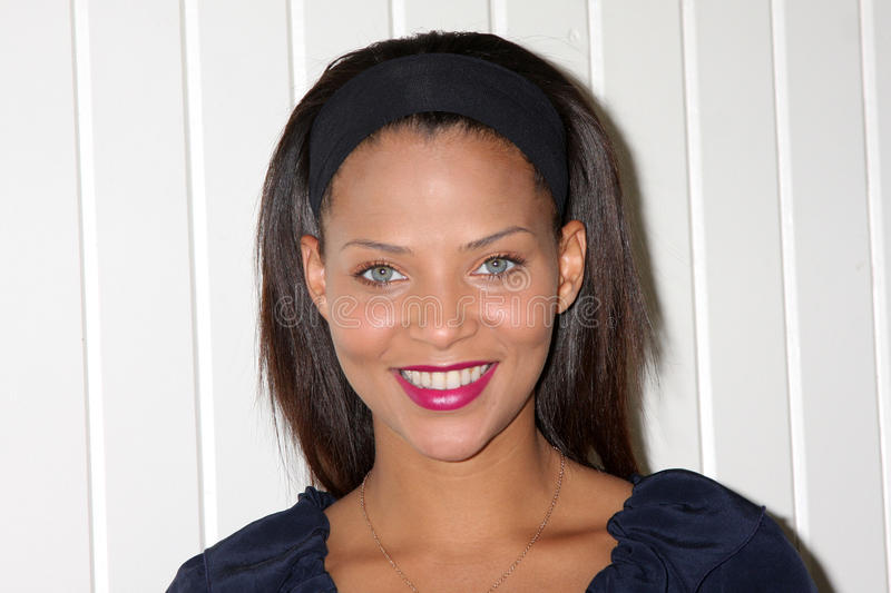 Denise Vasi. LOS ANGELES - SEP 25: Denise Vasi arrives at the 'All My Children' 2010 Fan Club Luncheon at Sportsman's Lodge on September 25, 2010 in Studio City royalty free stock photography