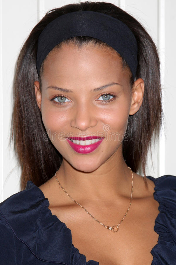 Denise Vasi. LOS ANGELES - SEP 25: Denise Vasi arrives at the 'All My Children' 2010 Fan Club Luncheon at Sportsman's Lodge on September 25, 2010 in Studio City stock photo