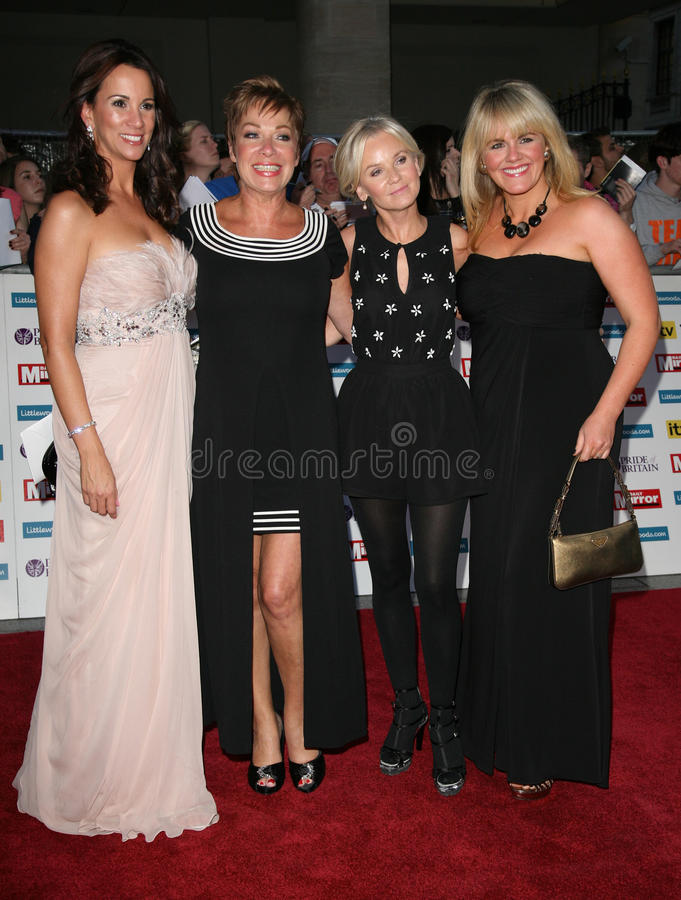 Download Denise Welch, Lisa Maxwell, Maxwell, Sally Lindsay Editorial Stock Photo - Image: 22913103