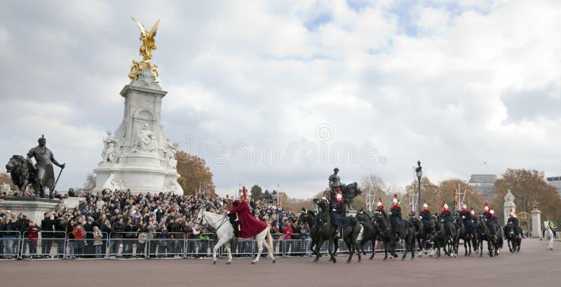 Denkmal der Königin-Victoria stockfotografie