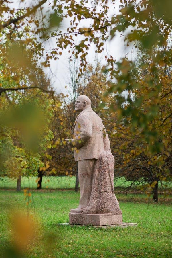Denkmal zu Vladimir Lenin lizenzfreies stockbild