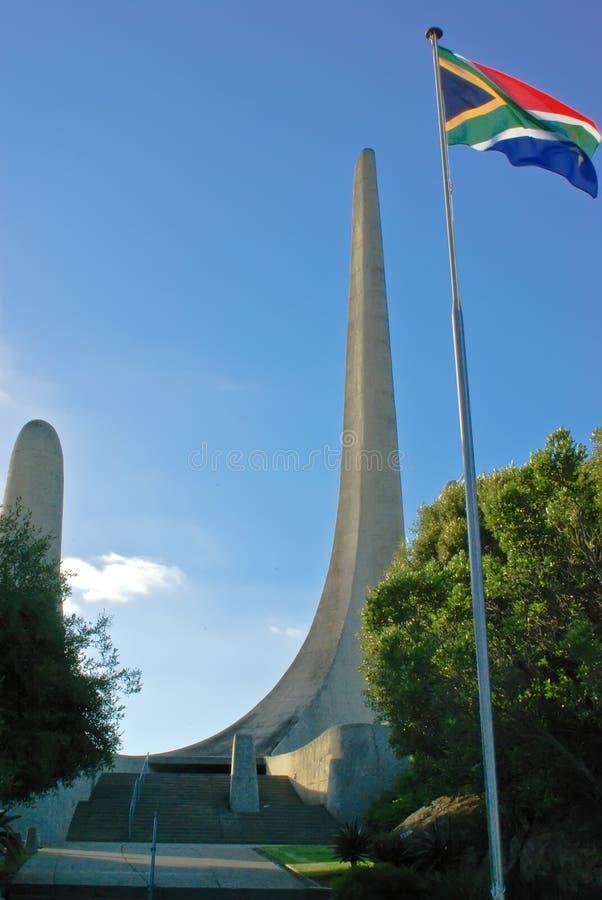 Denkmal zur Afrikaanssprache - Afrikander lizenzfreie stockfotografie