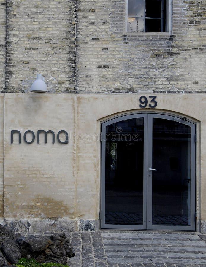 DENMARK_NOMA ΕΣΤΙΑΤΟΡΙΟ στοκ φωτογραφίες με δικαίωμα ελεύθερης χρήσης