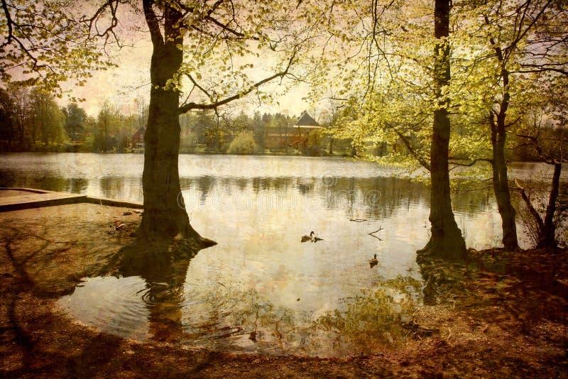 denmark pocztówki serie zdjęcie royalty free