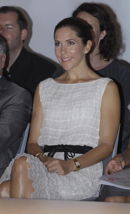 Download DENMARK_PRINCESS MARY AT KIDS CIFF SHOW Editorial Stock Photo - Image: 10448628