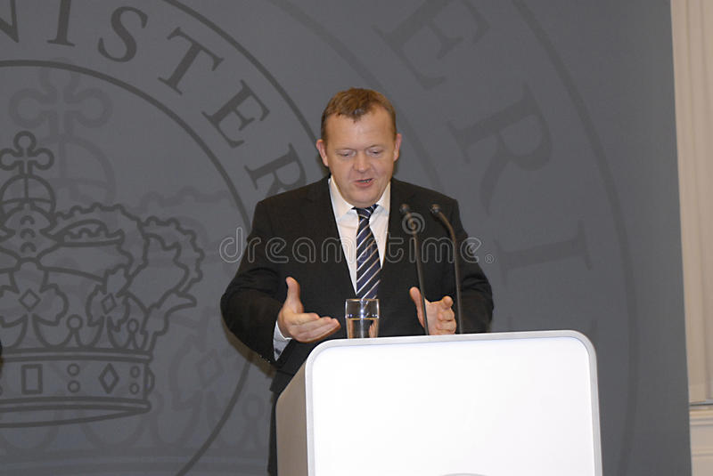 Download DENMARK_vice Prime Minister(L) Prime Minister (R) Editorial Photo - Image: 17862211