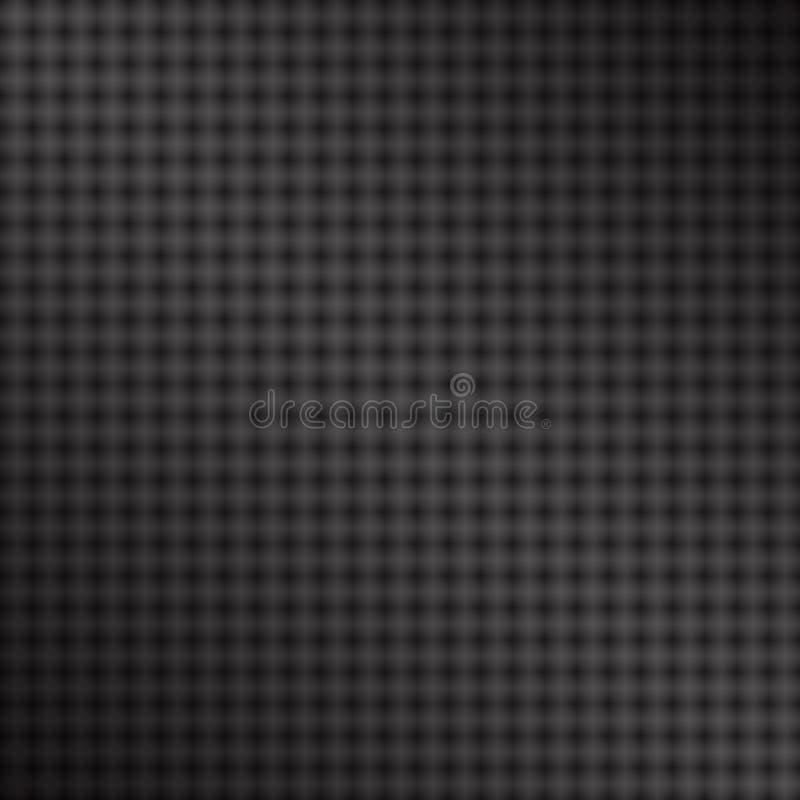 Denna är den redigerbara vektorillustrationen Sömlös vektorlyx abstrakt bakgrundsteknologi royaltyfri illustrationer