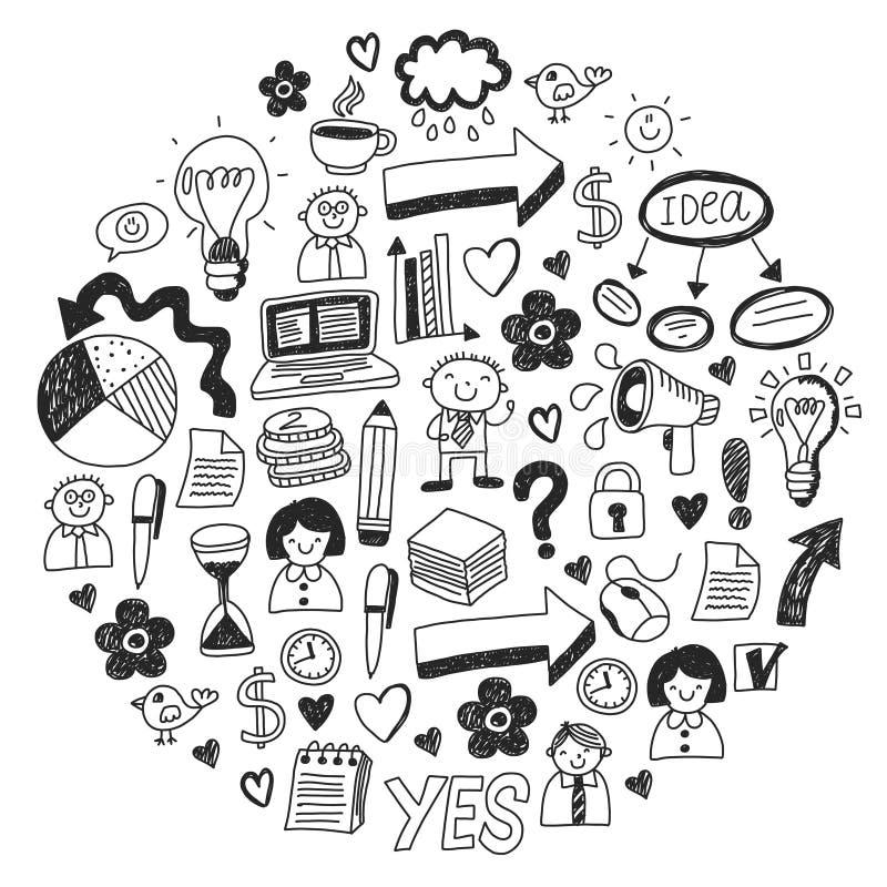 Denna är mappen av formatet EPS8 Sociala massmediasymboler bakgrundsmodellfotoet satte den din textvektorn Internet folk, idé, te vektor illustrationer
