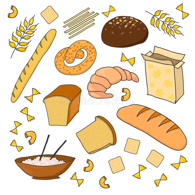 Download Denna är Mappen Av Formatet EPS8 Vektor Vektor Illustrationer - Illustration av bagerit, sunt: 76701566