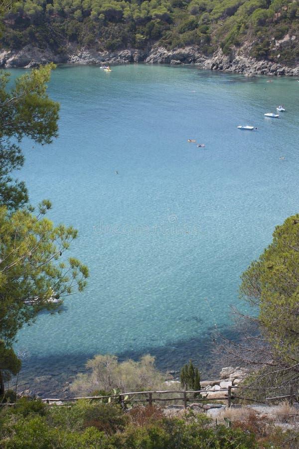 Download Denna wyspa Elba obraz stock. Obraz złożonej z śródziemnomorski - 33270453