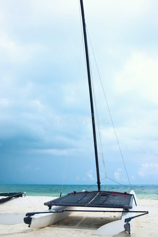 denni łódkowaci wakacje obraz stock