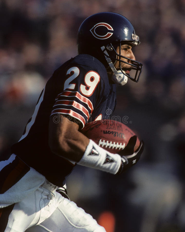 Dennis Gentry, Chicago Bears stock afbeelding