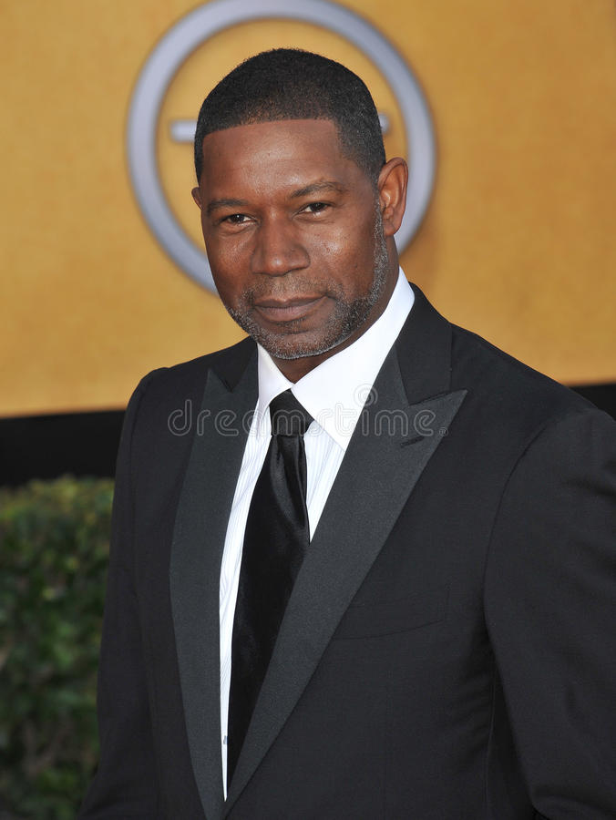 Download Dennis Haysbert editorial stock photo. Image of 17th - 26360273