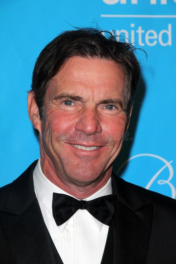 Download Dennis Quaid editorial photography. Image of dennis, unicef - 22659667