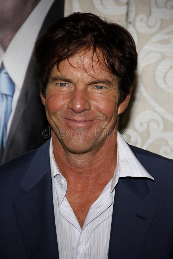 Dennis Quaid images stock