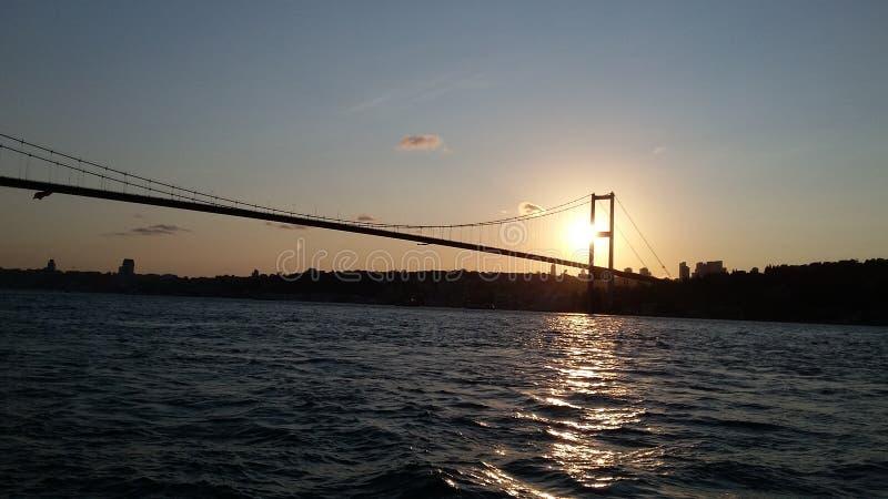 Denny Istanbul fotografia stock