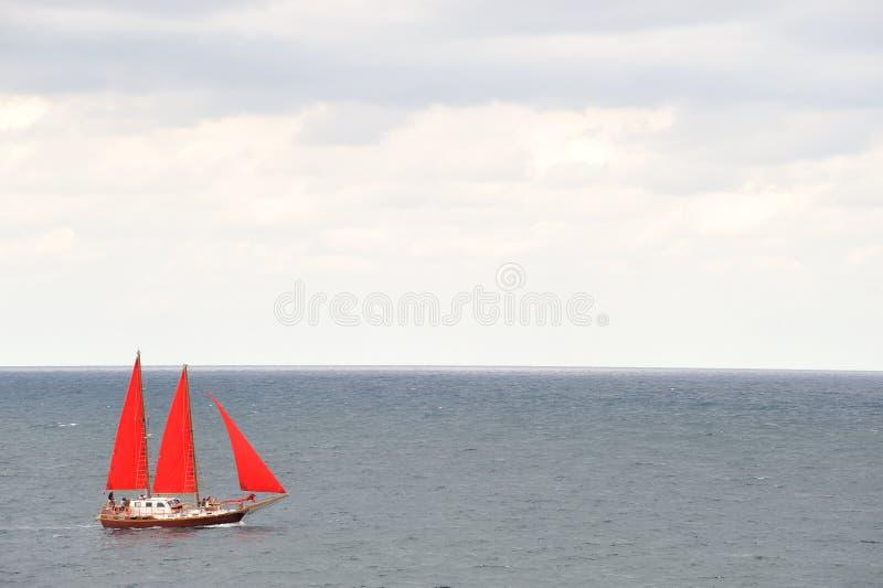 Download Denny jacht zdjęcie stock. Obraz złożonej z światło, seascape - 13333942