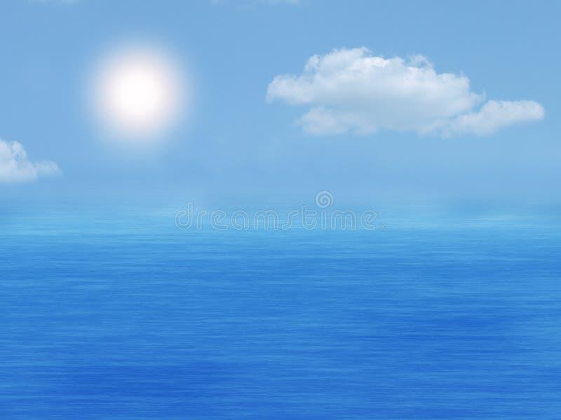 denny niebo obraz stock