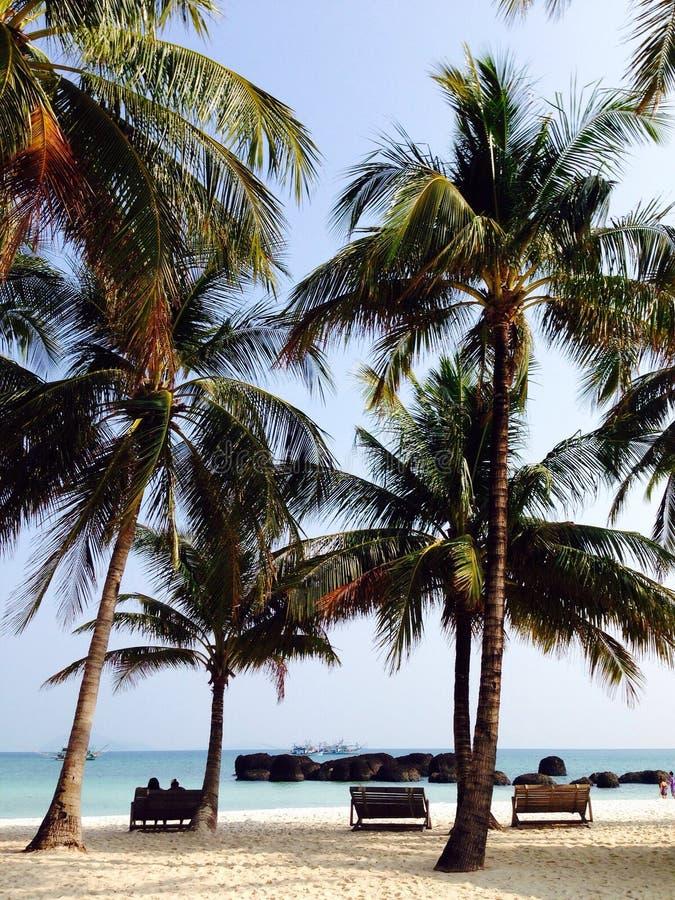 denny piaska słońce, szczęśliwa lato podróż zdjęcia royalty free