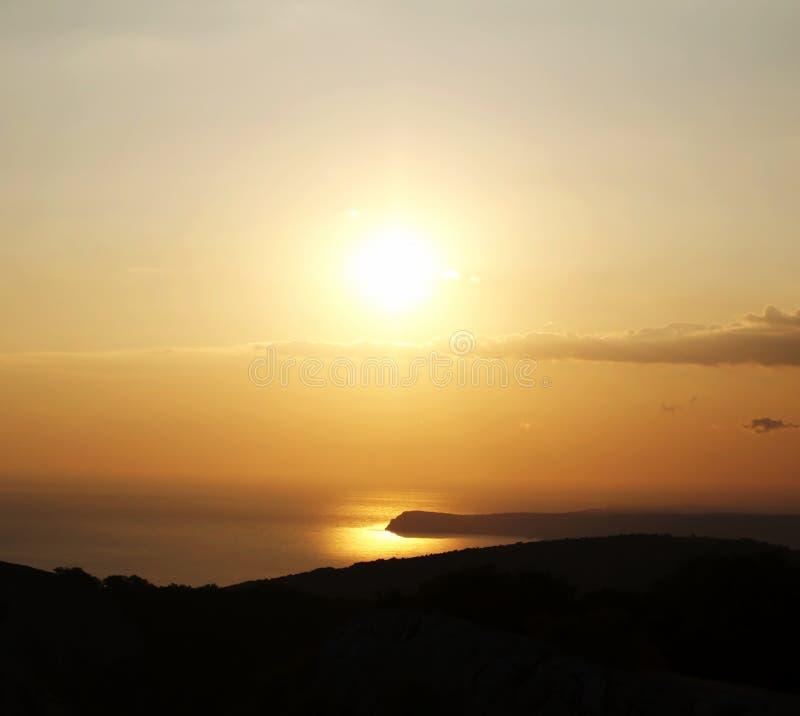 denny słońca zdjęcie stock