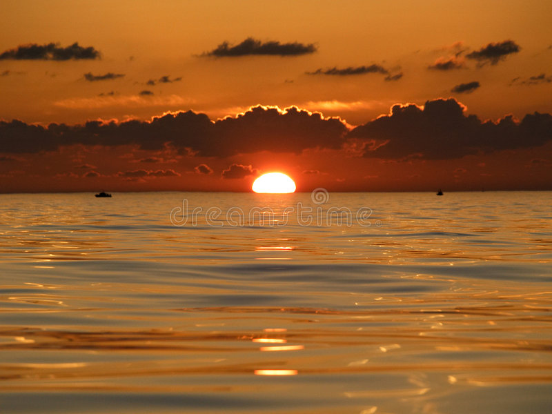 denny słońca zdjęcie royalty free