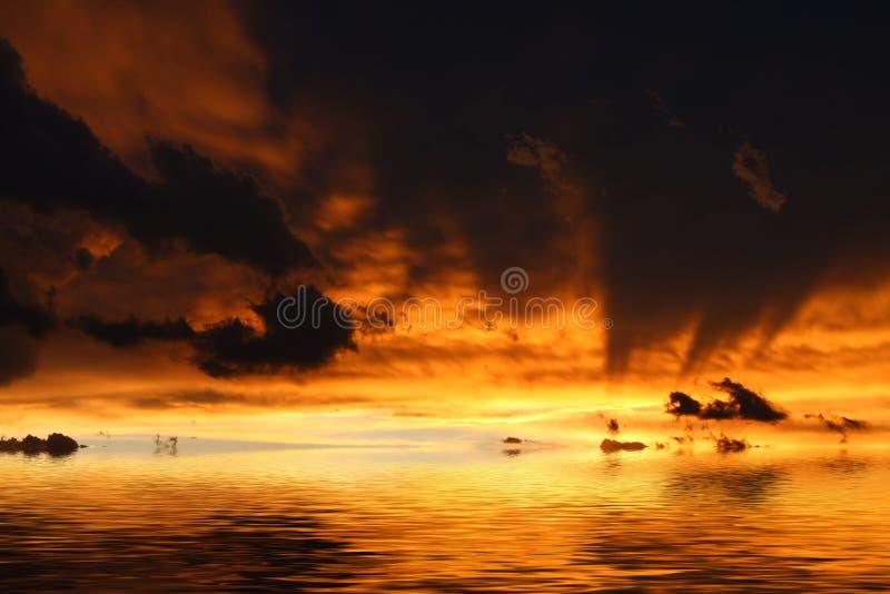 denny słońca obrazy stock