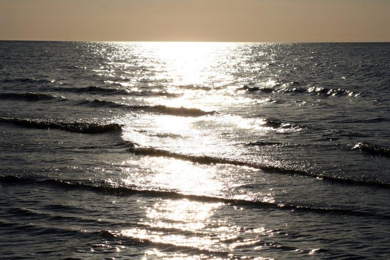 denny słońce obrazy stock