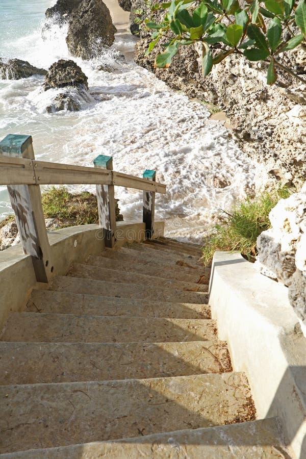 denny schody obrazy royalty free