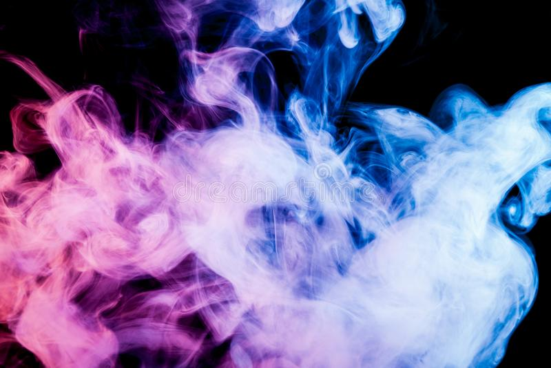 Download Background of smoke vape stock photo. Image of coloured - 113470650