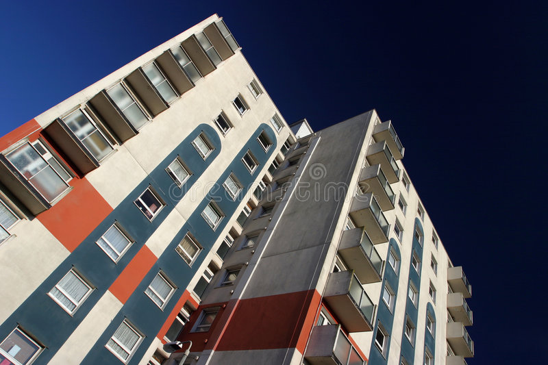 Download Density high housing στοκ εικόνα. εικόνα από council, κοινότητα - 105505
