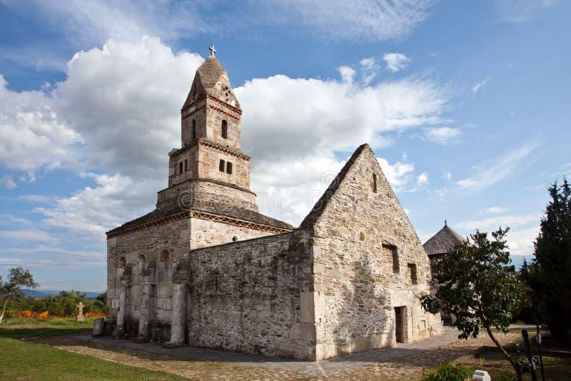 Densus church royalty free stock photos