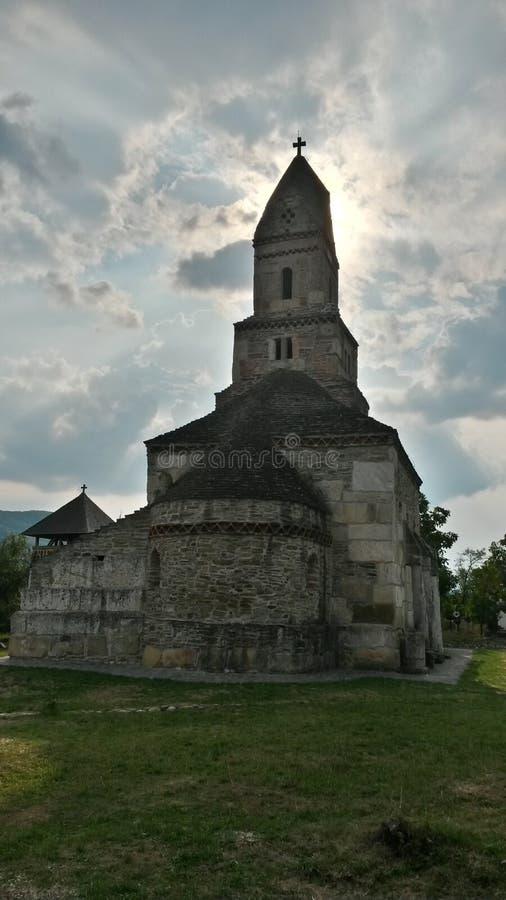 Densus Kirche lizenzfreie stockfotografie