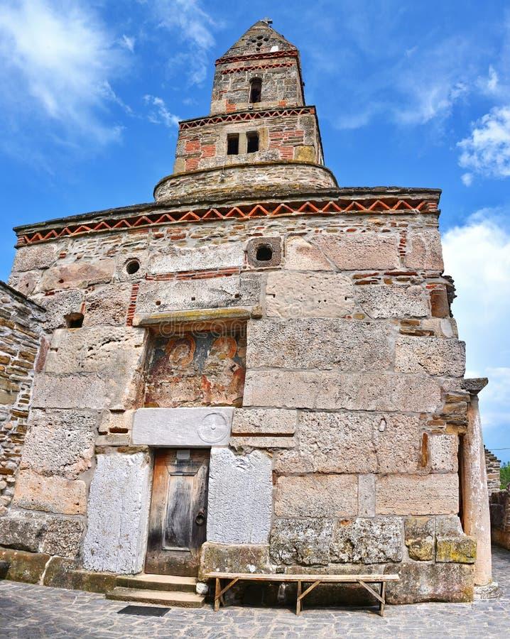 Densus Stone Church stock image