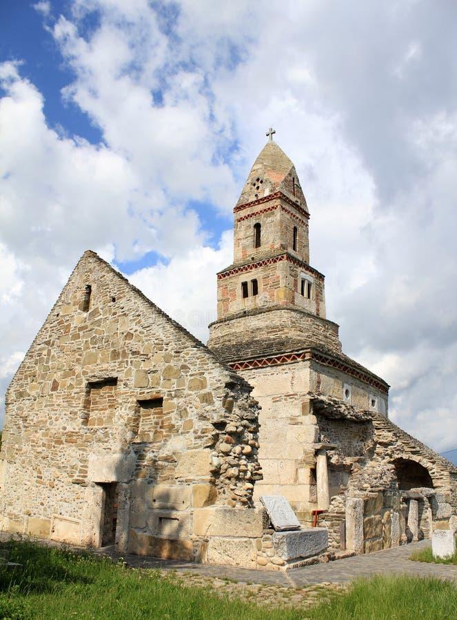 Download Densus Stone Church - Romania Stock Image - Image of hunedoara, building: 20432413