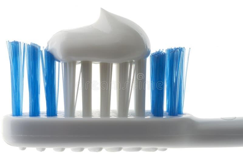 Dentífrico foto de stock