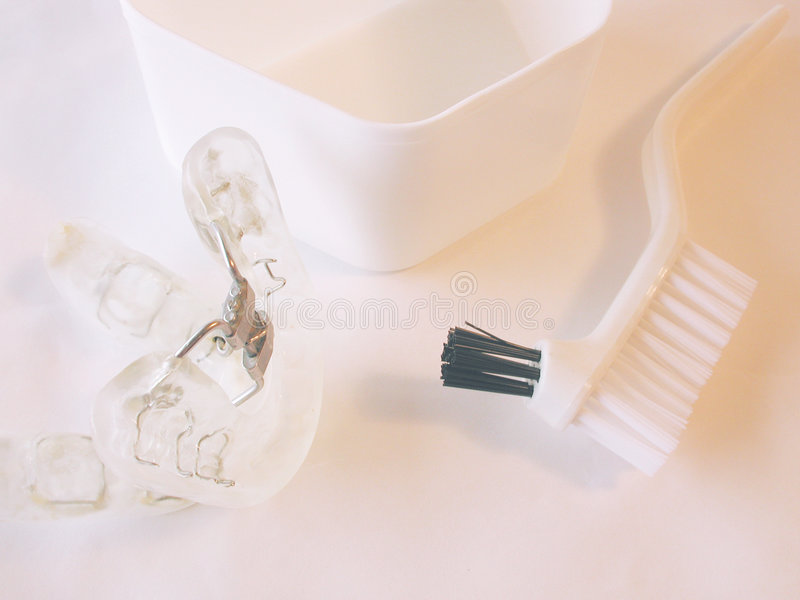 Download Dental Appliance Used For Sleep Apnea Stock Photo - Image: 650440
