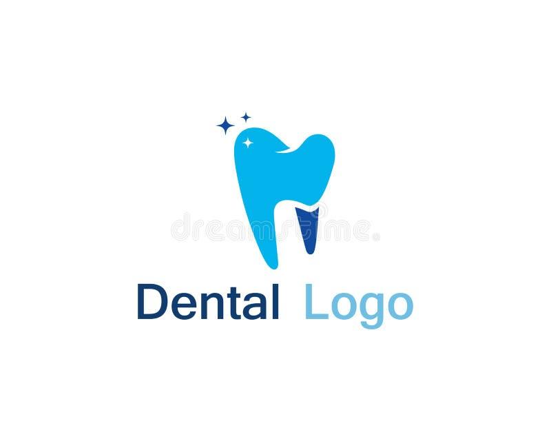 Dental care logo and symbol. Vector vector illustration