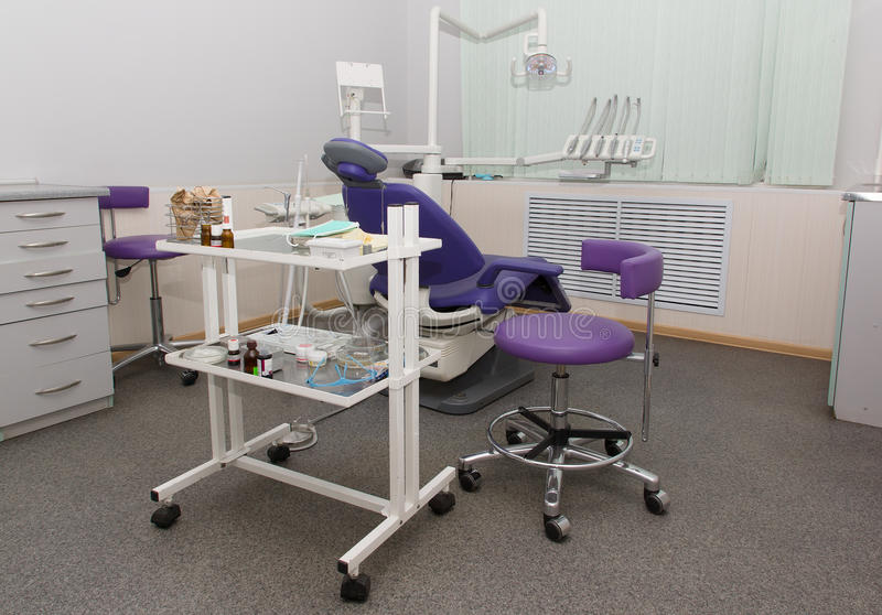 Download Dental chair stock image. Image of rear, procedure, human - 33660987