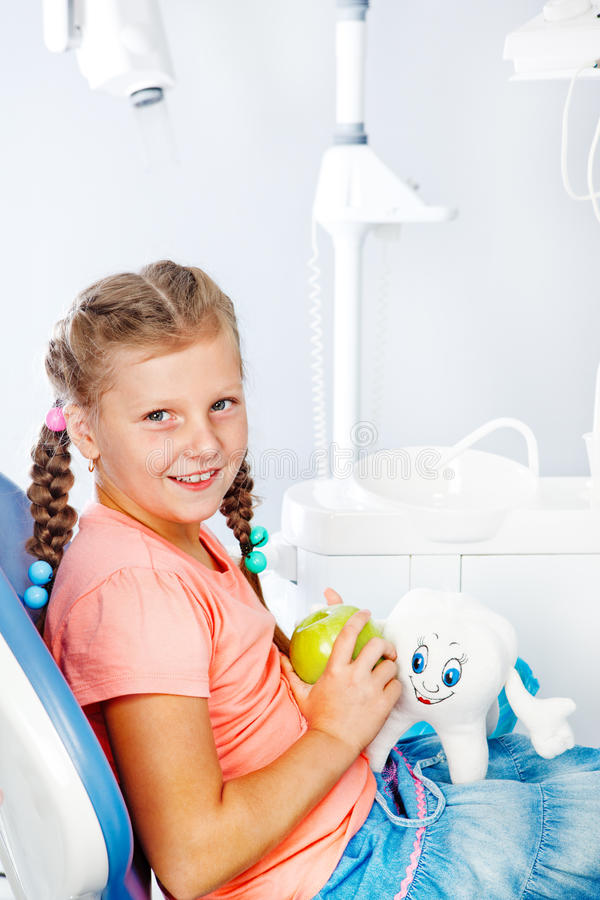 Download At the dental clinic stock photo. Image of playful, check - 25805118