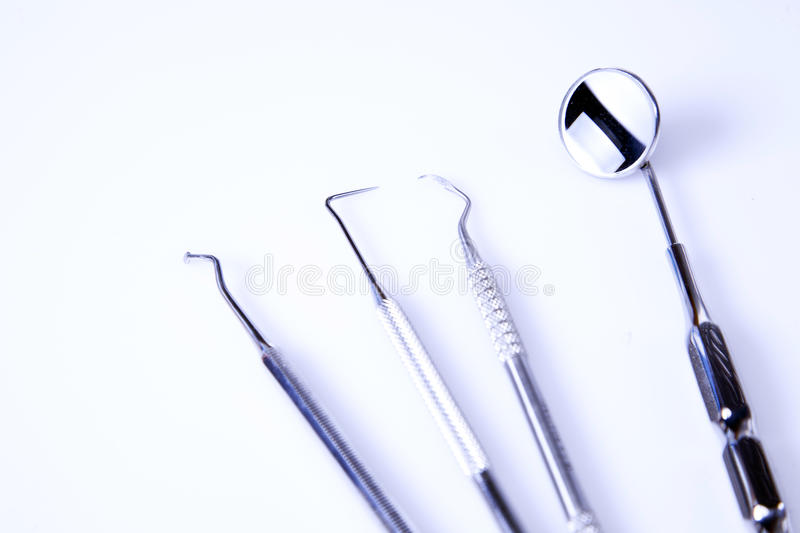 Dental equipment stock photo