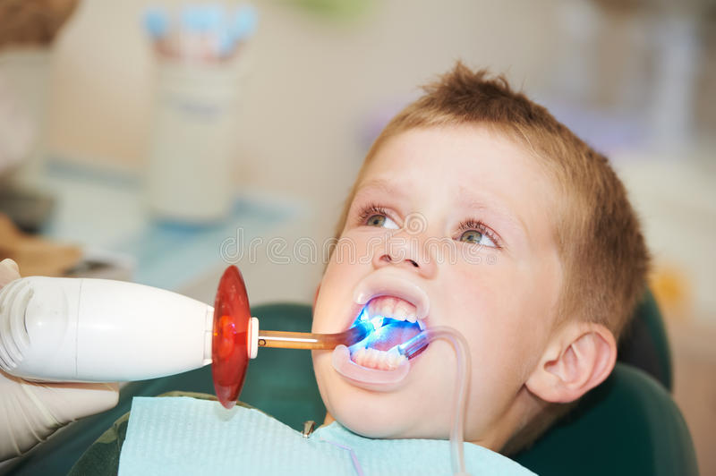 Download Dental Filing Of Child Tooth By Royalty Free Stock Image - Image: 20139726
