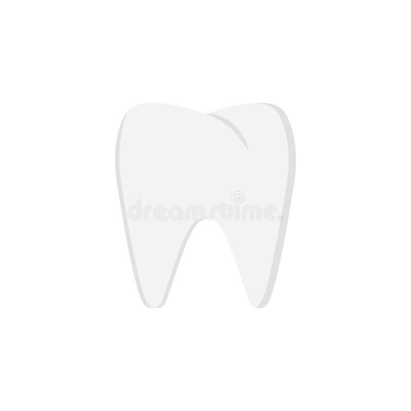 Dental flat vector  icon vector illustration