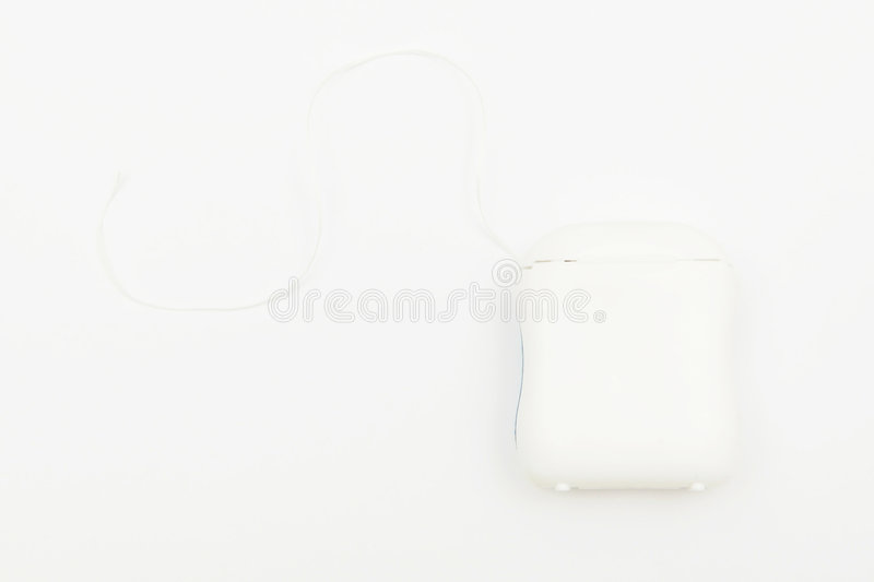 Download Dental Floss Royalty Free Stock Photography - Image: 7499077
