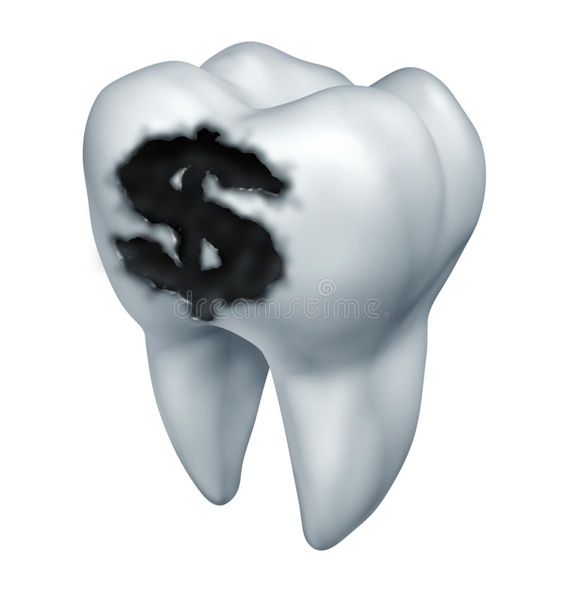 Dental Insurance stock illustration