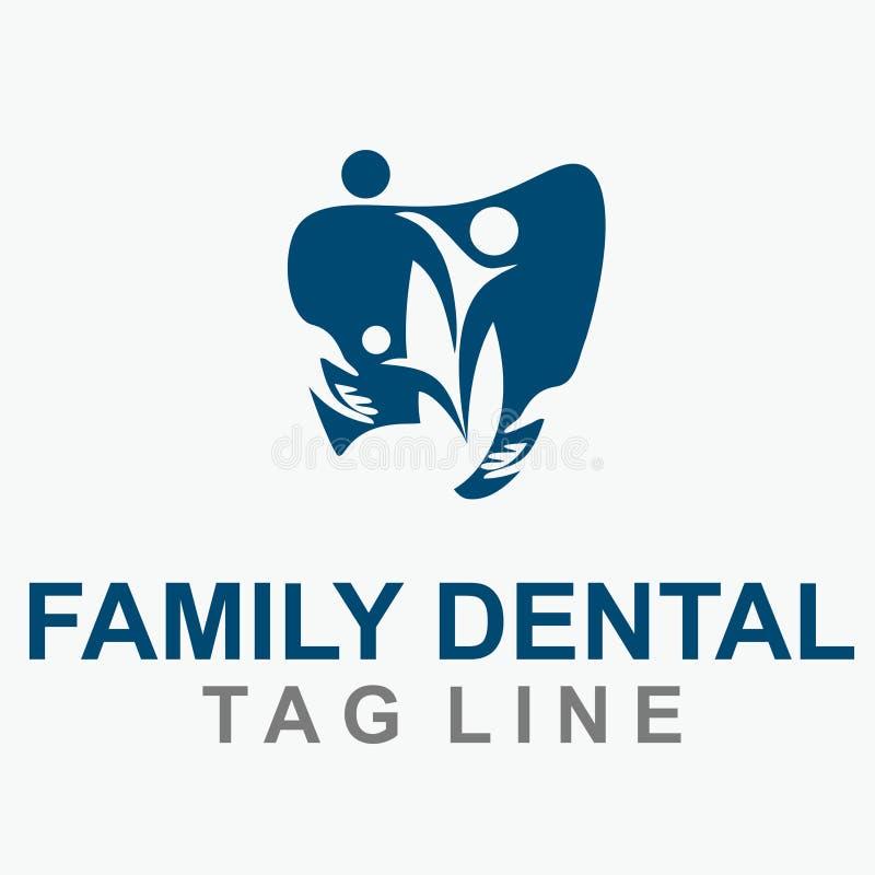 family dental health stock photography