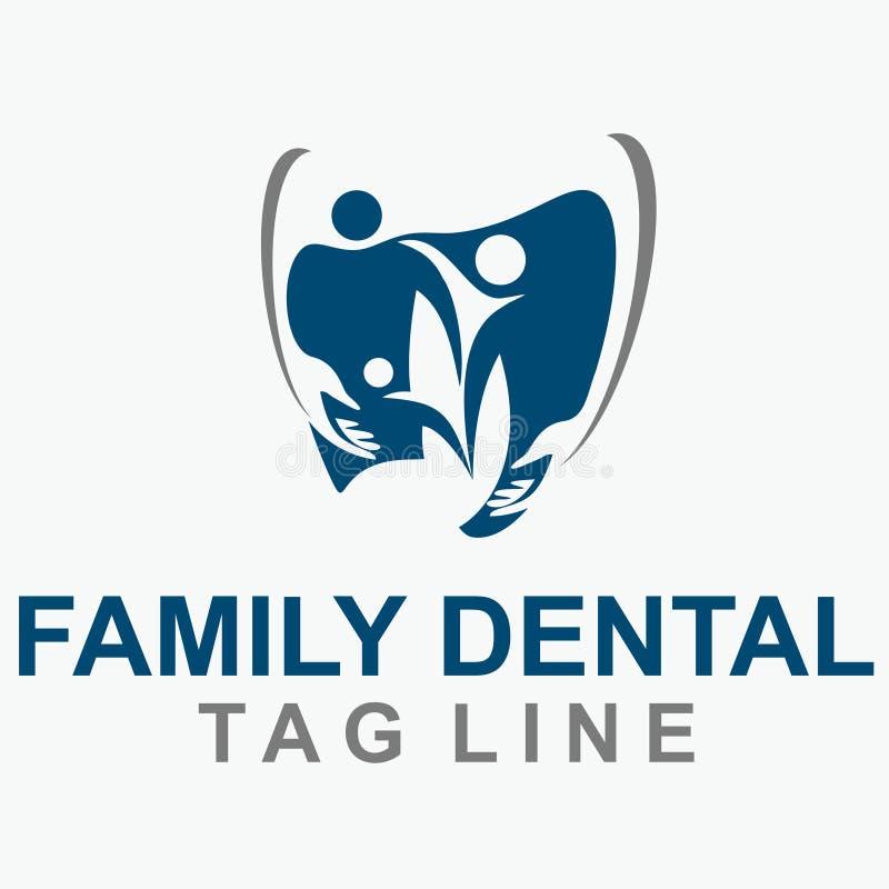 Family dental health stock photos