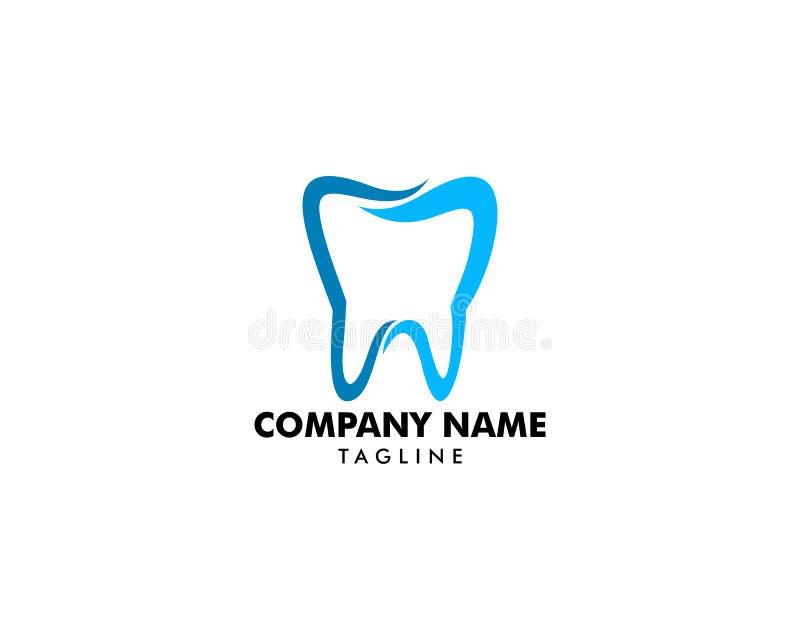 Dental logo Template vector illustration icon design royalty free illustration