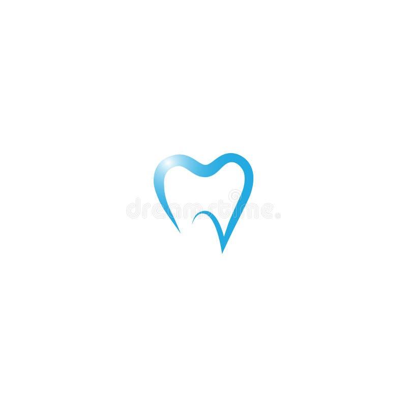 Dental logo Template  illustration icon design - Vector vector illustration