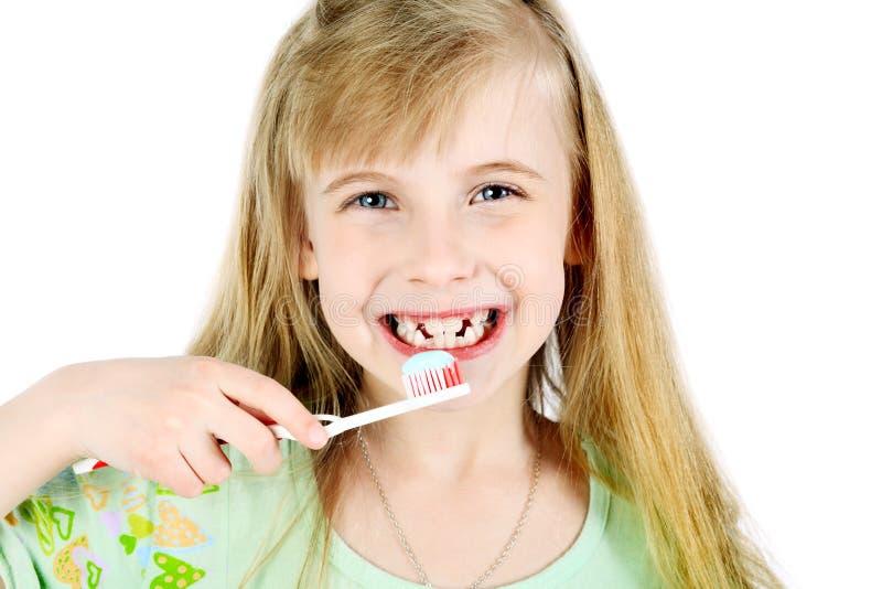Dentes saudáveis fotos de stock